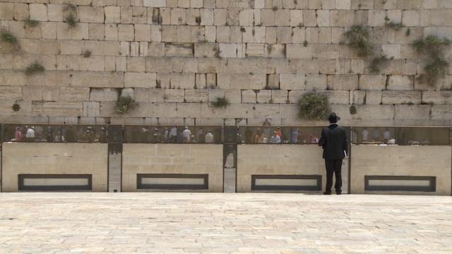 当这些中国犹太后裔回到以色列