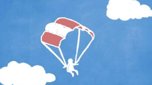 降落伞如何拯救自由落体时的你?