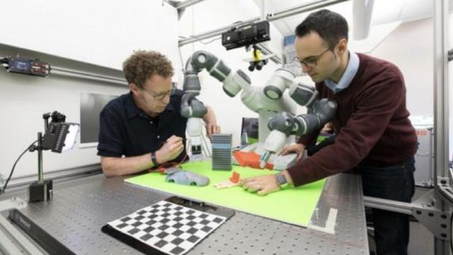史上最灵活机器手诞生,能自我学习