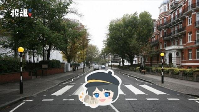 英国灯柱:为减少马路交通事故而生