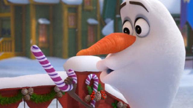 《冰雪奇缘》雪宝将出迷你电影