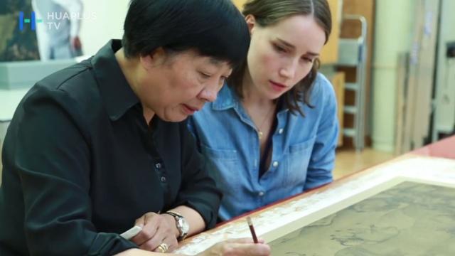 大英博物馆守护中国瑰宝的上海女人