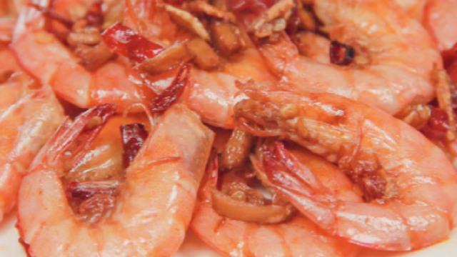 这样做虾,竟然这么简单,麻辣鲜香