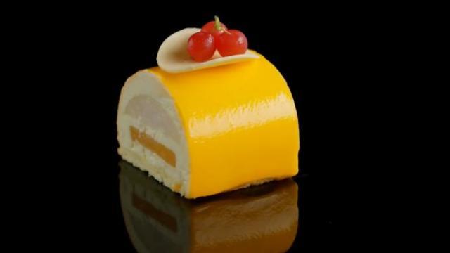 """法式甜点""""虹""""——味觉freestyle"""