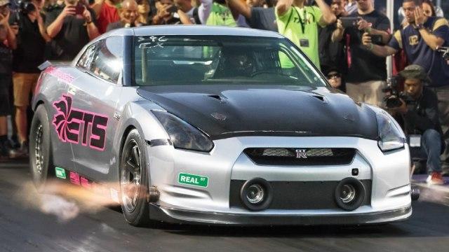 3000马力,世界上最快的尼桑GTR