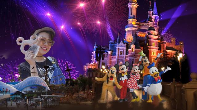点亮奇梦的上海迪士尼美食之旅!