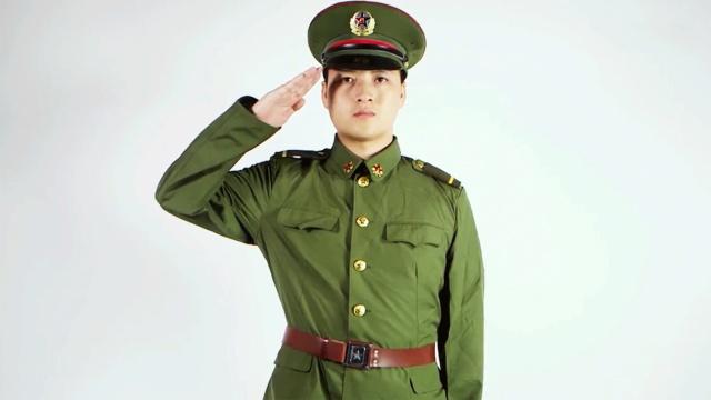 八一特别篇:中国百年军服演变