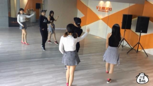 《knock》舞蹈分解教学part6