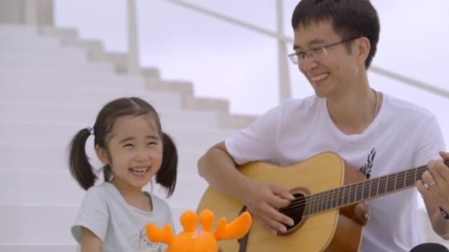 心理学爸爸用歌曲解读孩子的行为