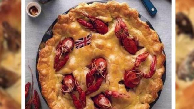 为什么英国料理那么黑暗?
