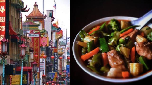 中餐无此菜,却道尽华人百年心酸
