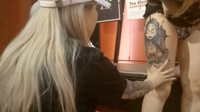 纹身师聚集地!魔都这家酒吧很前卫