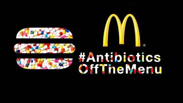 麦当劳明年停用抗生素鸡,不含中国
