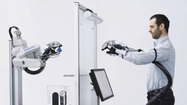 仿生和AI结合,他造出智能章鱼爪