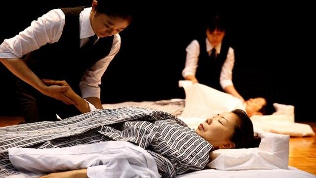 日本办入殓师大赛,23岁女子夺冠