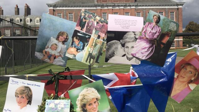 过去20年了,我们仍想念戴安娜王妃