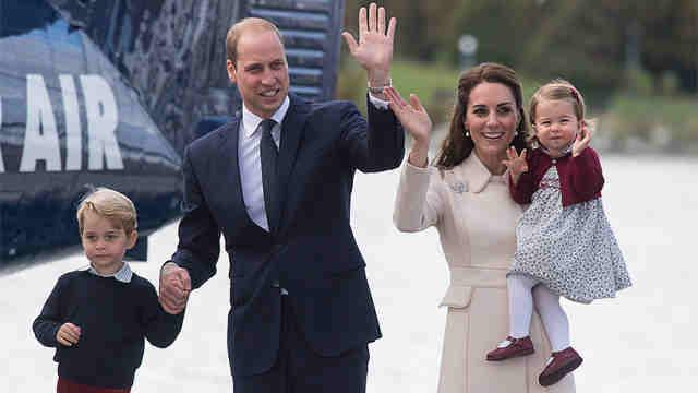 英王室再添丁,威廉凯特将迎第三子