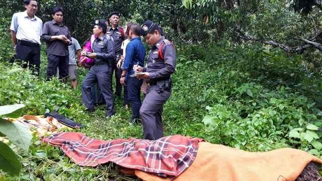 11名中国游客泰国遇山洪,1人溺亡