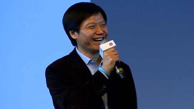 小米硬刚iPhone8,雷军说纯属巧合