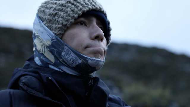 陈坤徒步西藏6天100里:累得像条狗