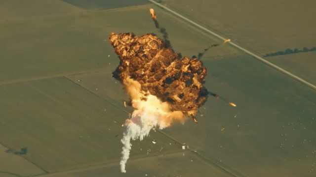 SpaceX自嘲:火箭着陆失败集锦