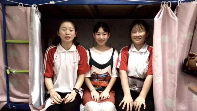三姐妹同学校同专业:爱艺术同梦想