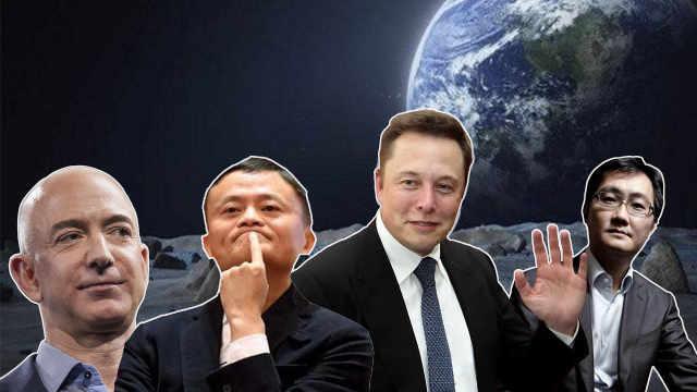 去找嫦娥?马云马斯克都想征服月球