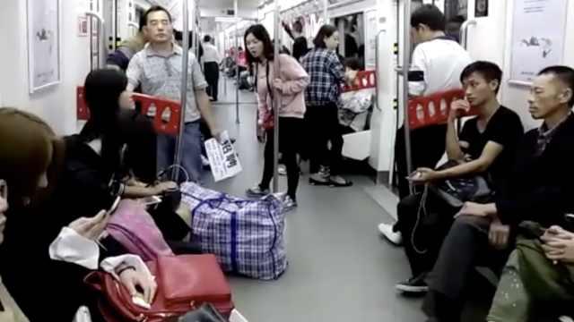 晚安,重庆丨游客返程,夜色渐安静