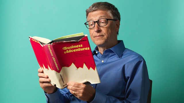 比尔·盖茨读书的四个秘诀