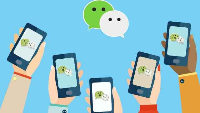 每天9亿人用微信,发送380亿条信息
