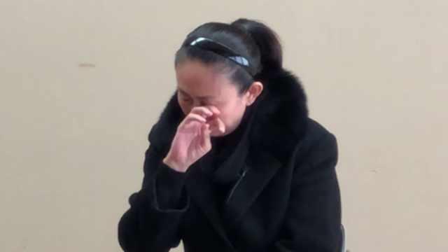 江歌母亲:最大诉求是判陈世峰死刑