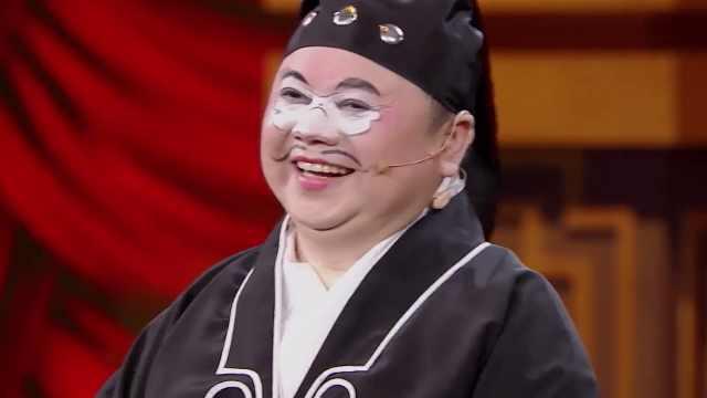 """""""武大郎""""《喜剧狂》遇潘长江"""