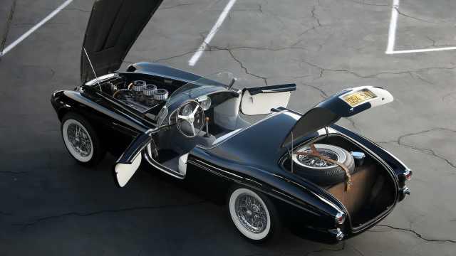 恩佐法拉利曾送给亨利福特这辆车