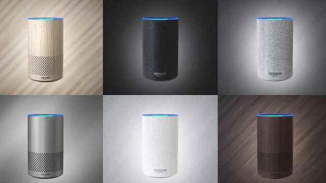 亚马逊,微软,谷歌三款智能音箱