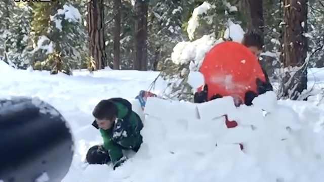 如何搓一个完美的雪球?