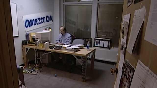 18年前的全球首富,还有他的亚马逊