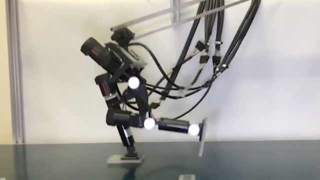 跑得最快的机器人诞生,堪比运动员