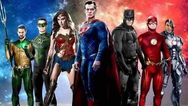 正义联盟里的悲情超级英雄