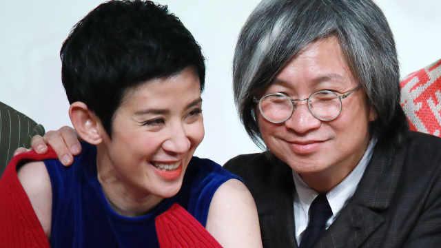 52岁吴君如:重新出发再干三十年!
