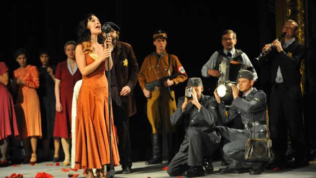 以色列最轰动舞台剧将登陆中国