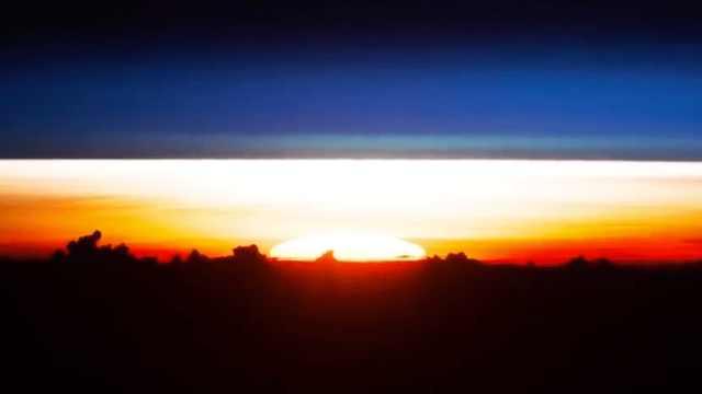NASA年度航拍地球4K超清美图集锦
