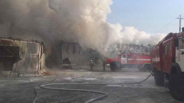 俄鞋厂大火10人遇难,有7名中国人
