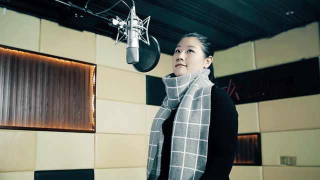 郑州姑娘演唱刀郎《2018第一场雪》