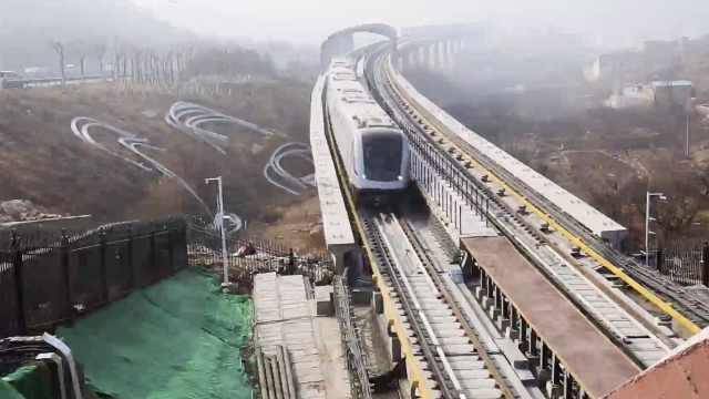 赞!2021年青岛将建成7条地铁线