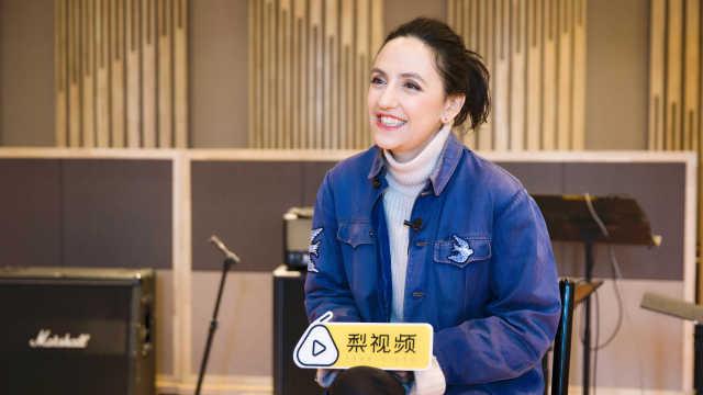 超有才!刘烨妻子安娜要开演唱会了