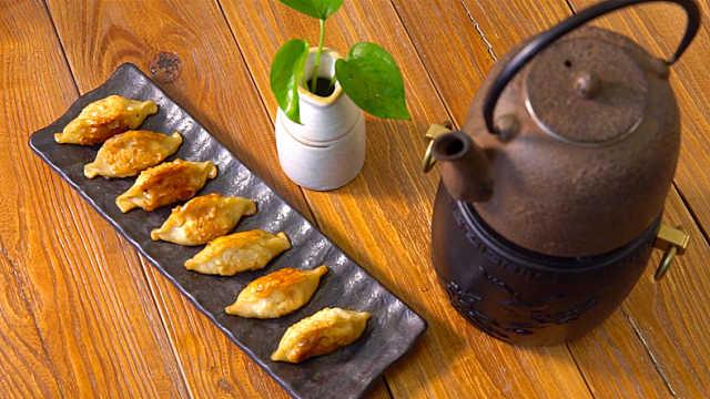 教你做出不一样的北京锅贴儿!