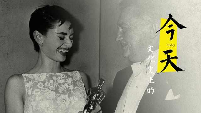 逝世25周年,难以复制的奥黛丽·赫本