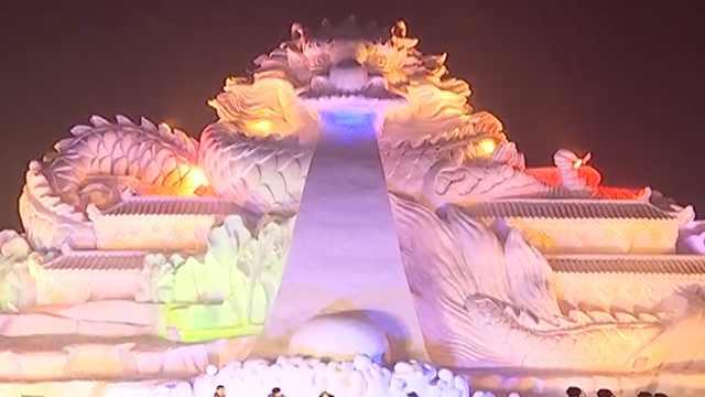眼羡!新疆的热情都刻进了这冰雪里