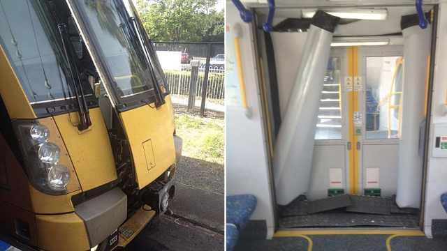 悉尼早高峰火车脱轨,致多人受伤