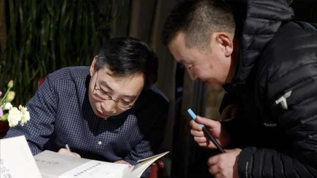 刘宜庆新书《百年风雅》,称不愁卖
